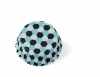 Hexagon (ljusblå/svart)