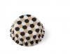 Hexagon (guld/svart)